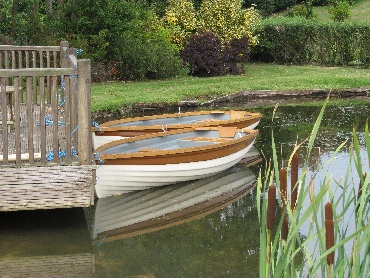 Rowing Boat. Sedgemoor Boats. Rowing boat builder.