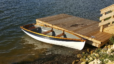 Sedgemoor Boats. Rowing boat builder. Traditional clinker rowing boats.